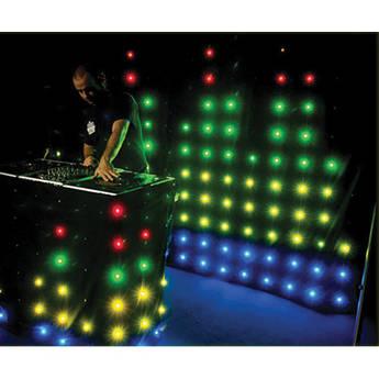 CHAUVET MotionDrape LED Backdrop Lighting Effect
