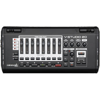 Cakewalk V-Studio 20 - Audio Interface, Control Surface