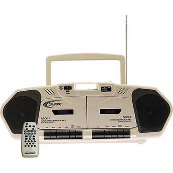 Califone 2395AV-02 Music Maker Plus Multimedia Player
