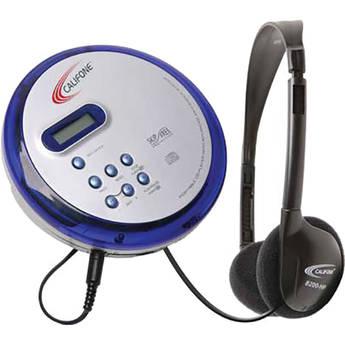 Califone CD-102 Portable CD Player