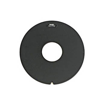 Cambo X-224 Lens Plate for the Cambo X2-Pro - Copal/NK #1 (41.7mm)