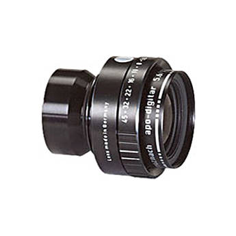 Cambo 120mm f/5.6 Schneider Macro Apo-Digitar Lens with NK #0 Mount