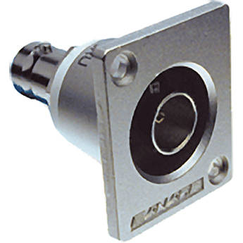 Canare RJ-RU Recessed Bulkhead Receptacle (RCA to Solder Cup)