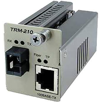 Canare TRM-210 Optical Converter (100BASE-TX)