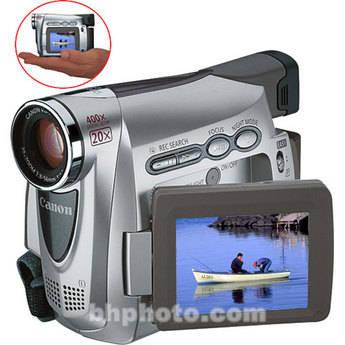 Canon ZR-100 Mini DV Camcorder