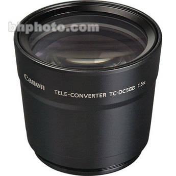 Canon TC-DC58B 1.5x Teleconverter Lens