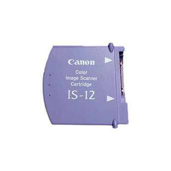 Canon IS-12 Color Image Scanner Cartridge