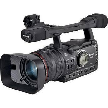 Canon XH-G1 3CCD HDV Camcorder