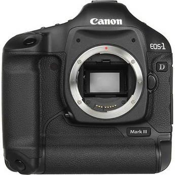 Canon EOS-1D Mark III 10.1 Megapixel Digital SLR Camera