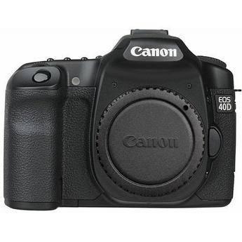 Canon EOS 40D SLR Digital Camera (Camera Body)
