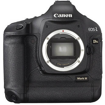 Canon EOS-1Ds Mark III SLR Digital Camera (Body Only)