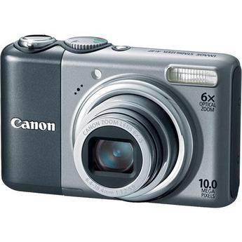 Canon PowerShot A2000 IS Digital Camera