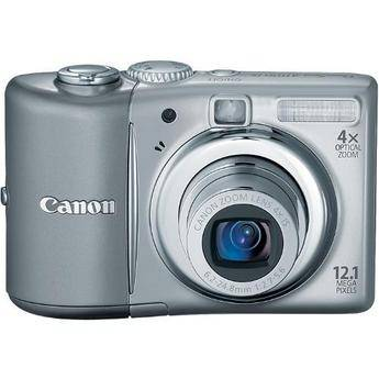 Canon PowerShot A1100 IS Digital Camera (Grey)