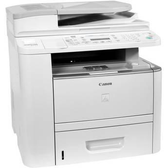 Canon imageCLASS D1120 Black & White Laser Multifunction Copier