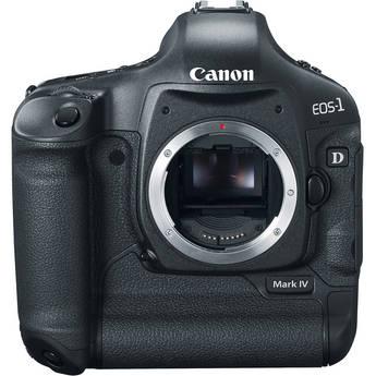 Canon EOS 1D Mark IV SLR Digital Camera (Body Only)