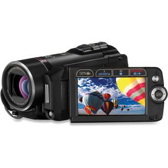Canon VIXIA HF21 Dual Flash Memory Camcorder