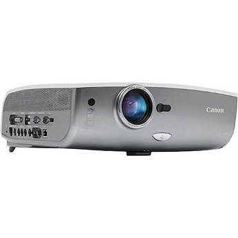 Canon REALiS SX80 Mark II 3000 Lumens SXGA+ Projector