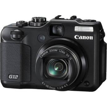 Canon PowerShot G12 Digital Camera