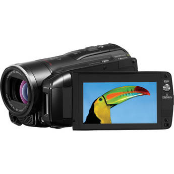 Canon VIXIA HF M32 Dual Flash Memory Camcorder