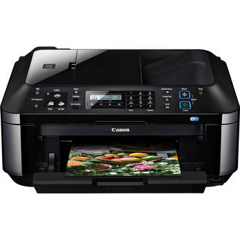 Canon PIXMA MX410 All-In-One Color Inkjet Office Printer