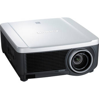 Canon REALiS WUX4000 D LCOS Projector