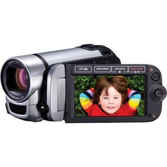 Canon FS400 Flash Memory Camcorder (Silver)