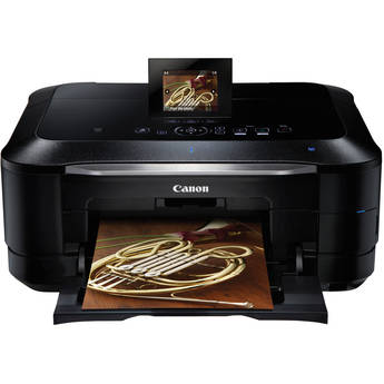 Canon PIXMA MG8220 Wireless Color All-in-One Inkjet Photo Printer