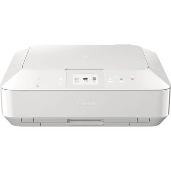 Canon PIXMA MG6320 Wireless Color All-in-One Inkjet Photo Printer (White)