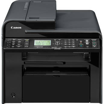 Canon imageCLASS MF4770n Network Monochrome All-in-One Laser Printer