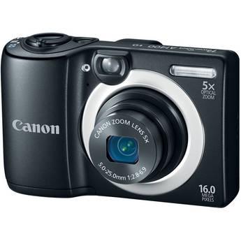 Canon PowerShot A1400 Digital Camera