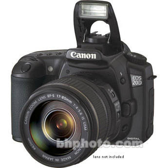Canon EOS 20D Digital Camera (Camera Body)