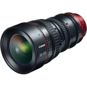 Canon CN-E30-105mm T2.8 L SP Telephoto Cinema Zoom Lens with PL Mount