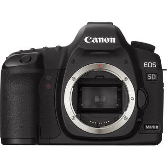 Canon EOS 5D Mark II Digital Camera (Body Only)