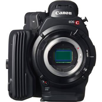 Canon EOS C500 4K Cinema Camera (EF Lens Mount)