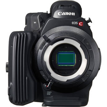 Canon EOS C500 4K Cinema Camera (PL Lens Mount)