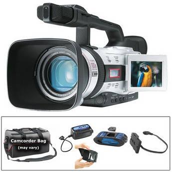 Canon GL-2 Mini DV 3CCD Camcorder Anton Bauer Kit