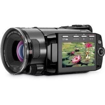 Canon Legria HF S100 HD PAL Camcorder