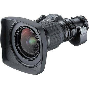 """Canon HJ14ex4.3B ITS-RE eHDxs 14x 2/3"""" HDTV ENG Wide Angle Lens"""
