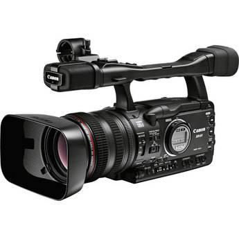 Canon XH-A1E 3CCD HDV Camcorder