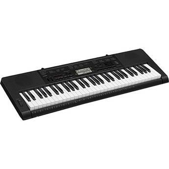 Casio CTK-3200 - 61 Key Portable Keyboard with Piano-Style Keys
