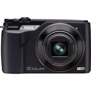 Casio Exilim EX-FH100 Digital Camera (Black)