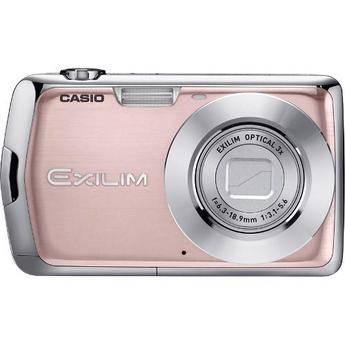 Casio Exilim EX-S5 Digital Camera (Pink)