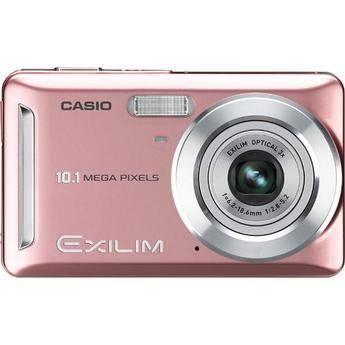Casio Exilim EX-Z29 Digital Camera (Pink)