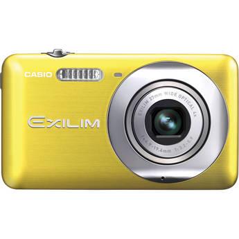 Casio Exilim EX-Z800 Digital Camera (Yellow)