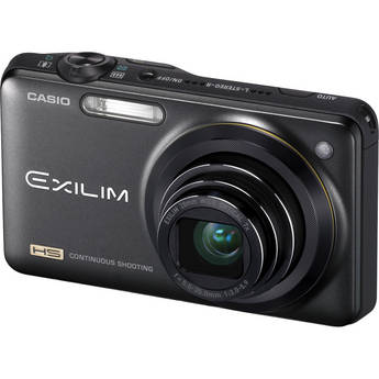 Casio EX-ZR10 Exilim Digital Camera (Black)