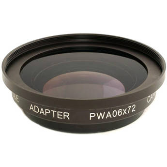 Cavision 0.6x Industrial Wide Angle Adapter Lens
