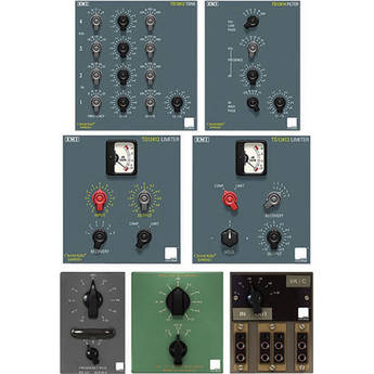 Chandler Abbey Road Bundle - Dynamics and EQ Plug-Ins (TDM)