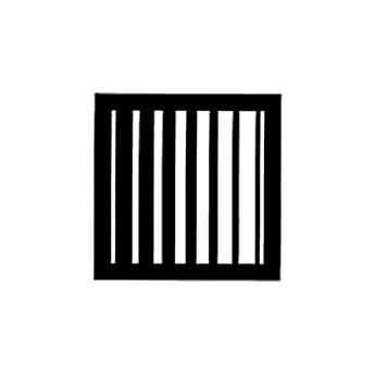 "Chimera Window Pattern for 24x24"" Frame"
