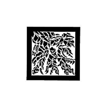 "Chimera Window Pattern for 24x24"" Micro Frame - Leaf Breakup"