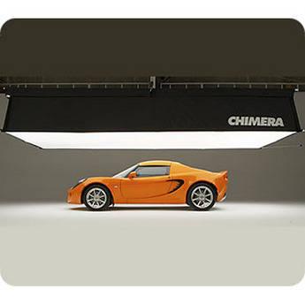 Chimera F2X 10 x 30' Light Bank & Triolet Light Kit (120VAC)